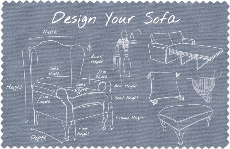 Design Your Sofa